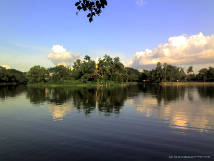 Rabindra sarobar, Kolkata lake, autumn, kolkata