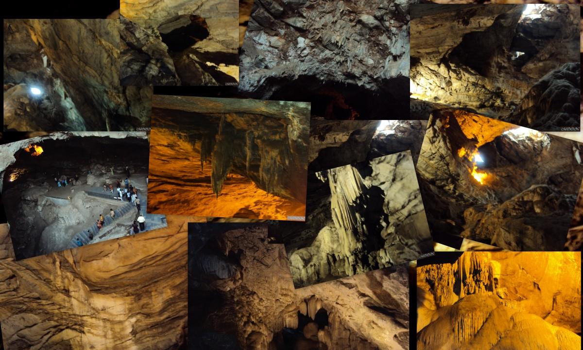 Bora cave, Araku, Vizag