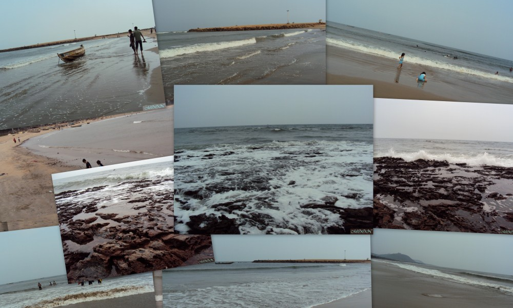 Collage: A Short Trip to Port City Vizag (2/6)
