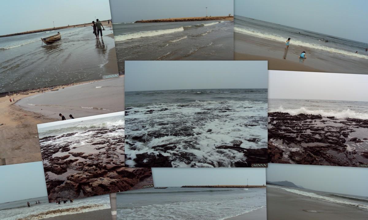 Rishikonda beach, Vizag