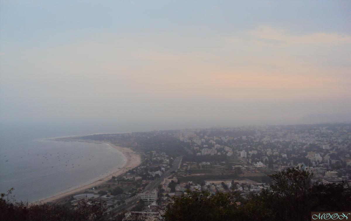 Vizag, sea beach