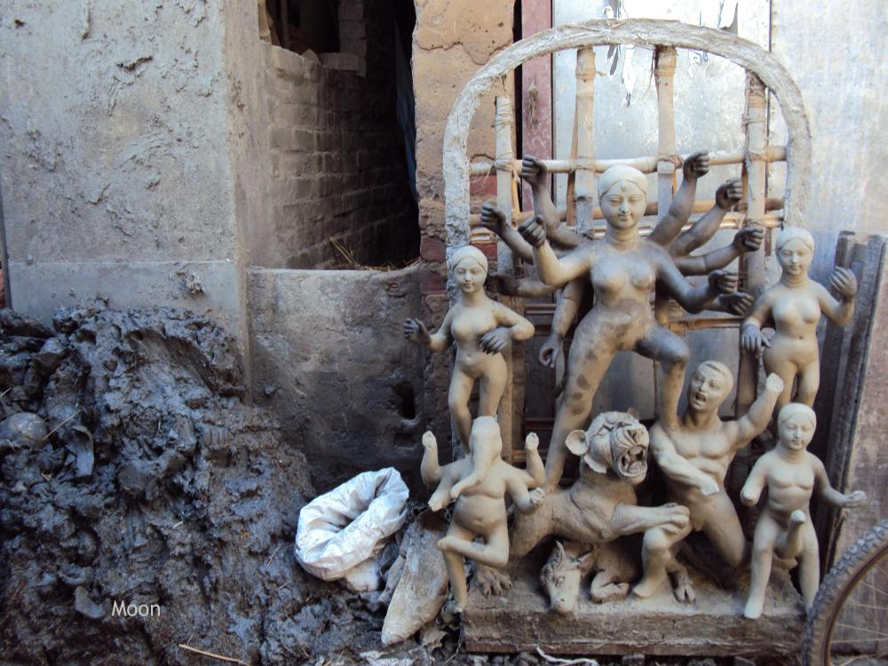 A Day out in the Alley of Potters called Kumartuli (6/6)