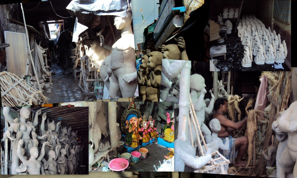 A Day out in the Alley of Potters called Kumartuli (5/6)