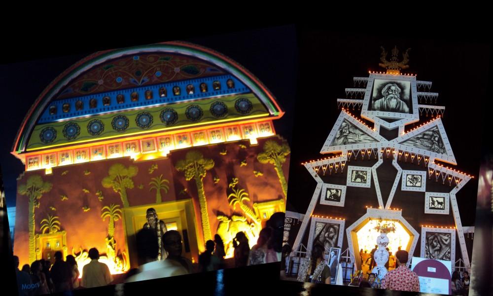 Durga Puja 2010: Kolkata Dazzled in the Light of Festivity (3/6)