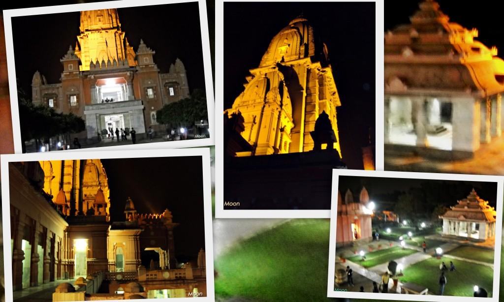 Birla Temple, Banaras Hindu University, BHU, Varanasi Sightseeing, Uttar Pradesh