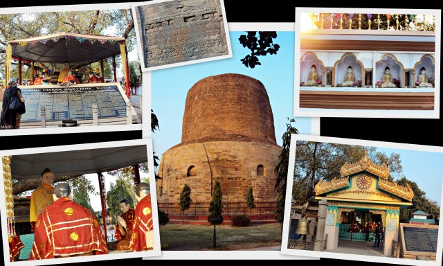 Sarnath Temple, Lord Buddha