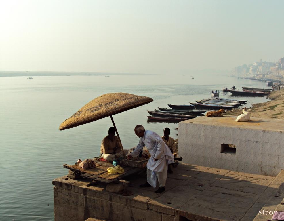 Varanasi, Ganges, Ghats, Banaras, Benares, Uttar Pradesh