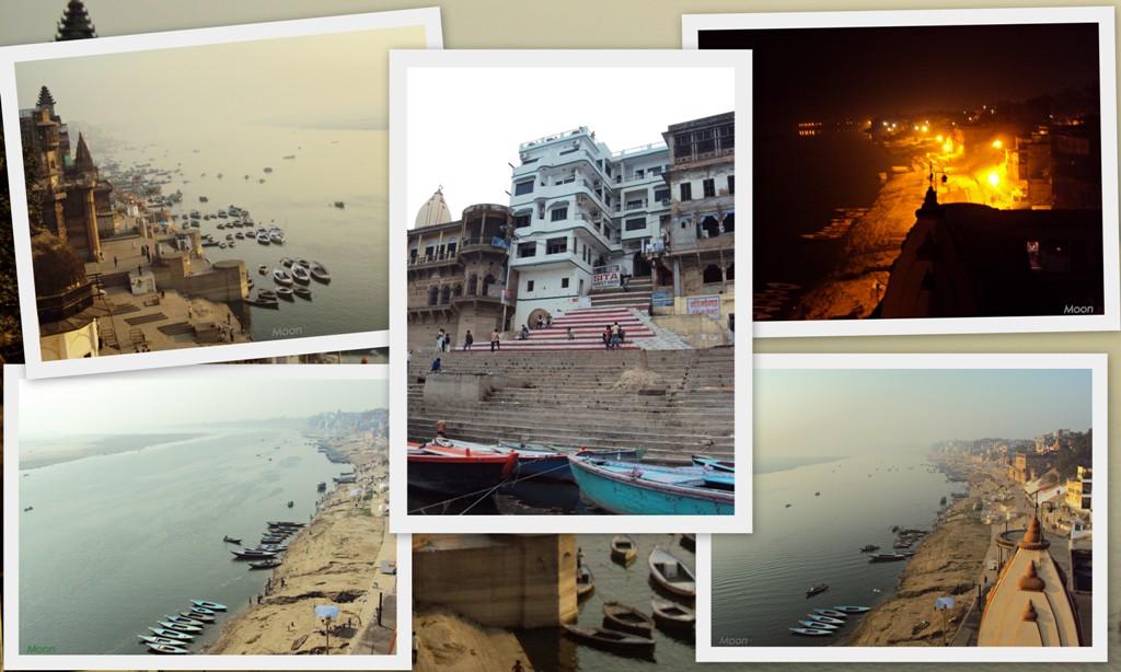 Ganges, Assi Ghat, Varanasi, Uttar Pradesh