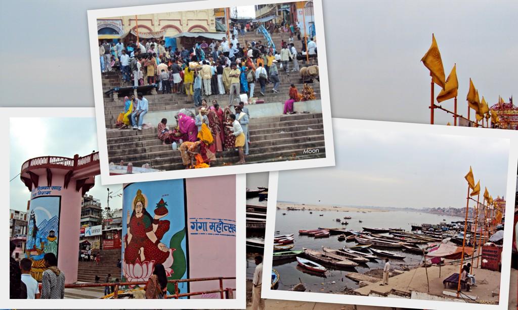 Dasaswamedh Ghat, Ganges, Varanasi, Benares, Uttar Pradesh