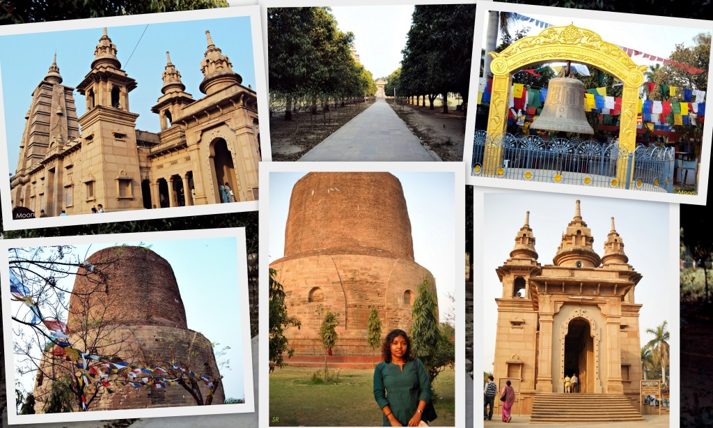 Sarnath, Buddhist Shrine, Varanasi Sightseeing, Uttar Pradesh