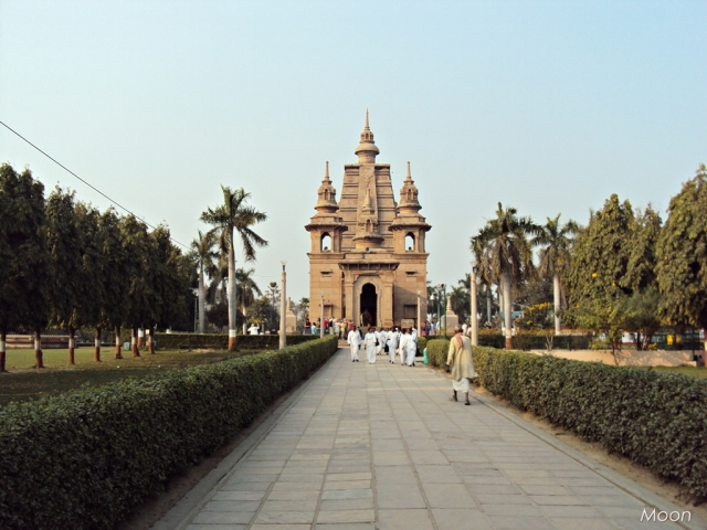 Sarnath temple