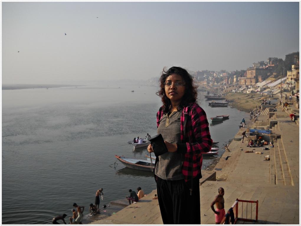 Moon, Varanasi, Ghat, photography, Varanasi, Uttar Pradesh