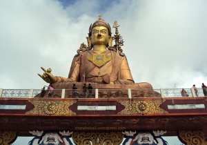 Padmasambhava, Samdruptse, Ravlong Monastery, Samdruptse, Namchi Sightseeing, Sikkim