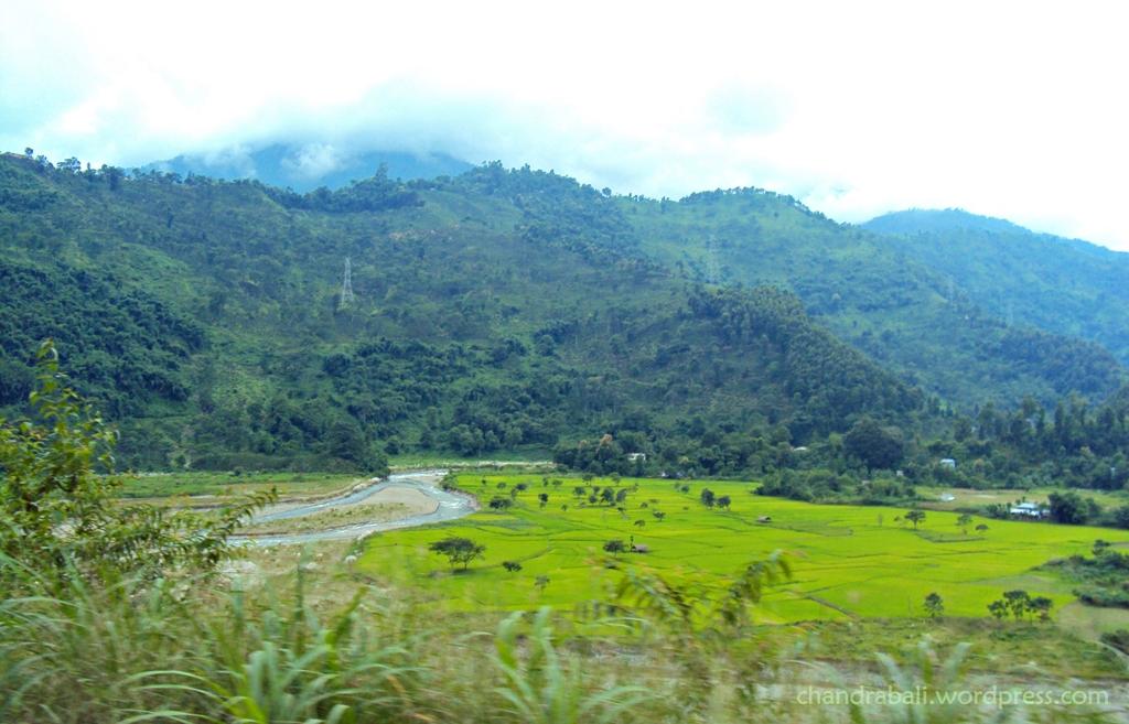 Namchi, Valley, Sikkim, South Sikkim
