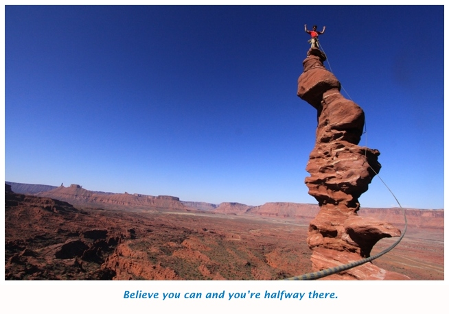 Travelling boosts your confidence