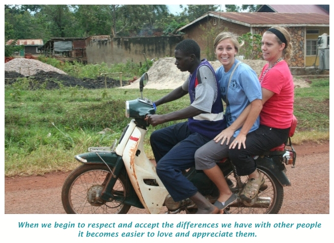 Travel - accept cultural differences