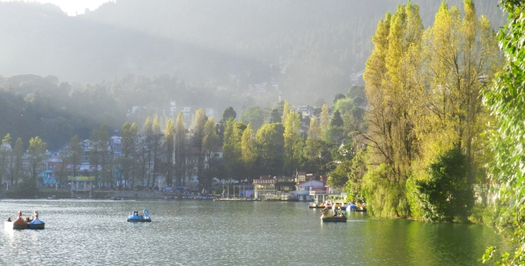 Nainital, Lake District of India, Kumaon Himalayas, Uttarakhand