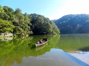 Sattal Lake, Nainital, Lake District, Uttarakhand, India