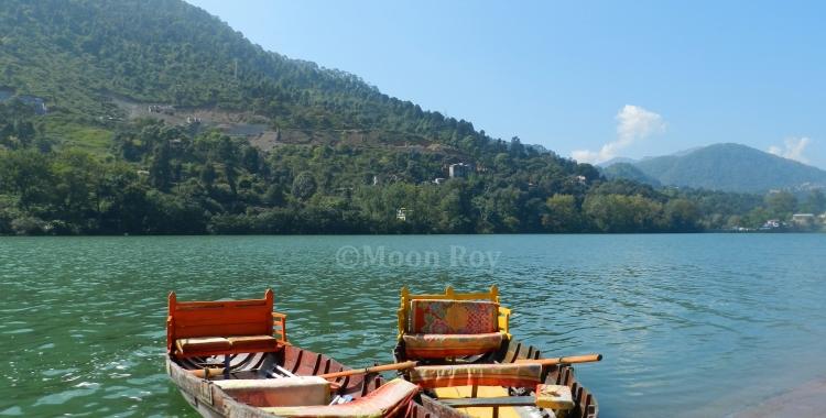 Bhimtal, Nainital Lake District, Kumaon, Uttarakhand, India