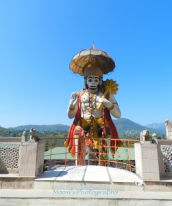 Hanumangarhi Temple, Nainital, Uttarakhand