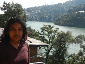 At Hotel Shalimar in Nainital, Kumaon, Uttarakhand