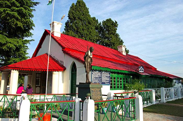 Gandhi Anasakti Ashram in Kausani