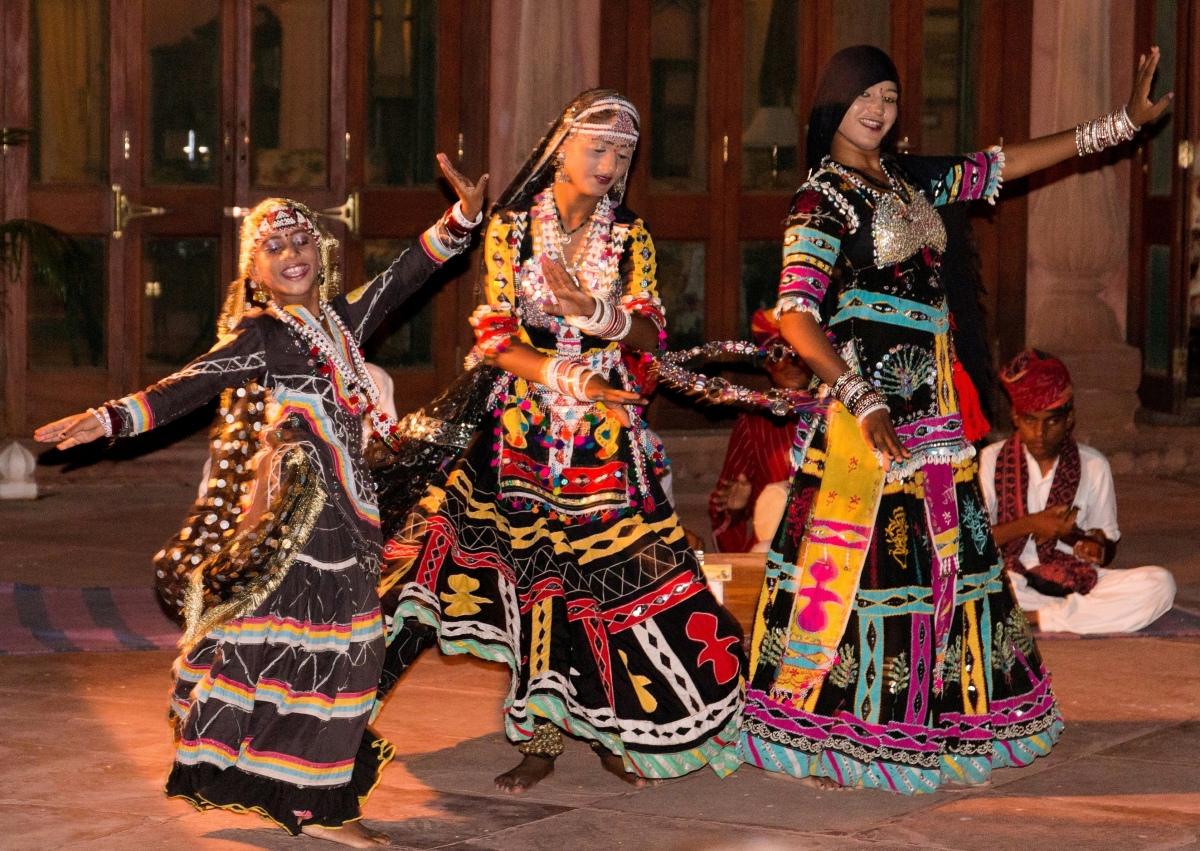 folk dance, ghoomar dance, Rajasthan, Rajasthani folk dance