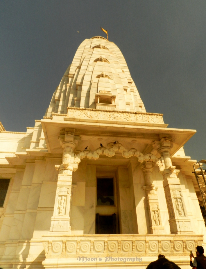 Jaipur Birla Temple, Birla Mandir