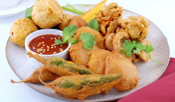 Mirchi Vada, Rajasthani food, Indian cuisine