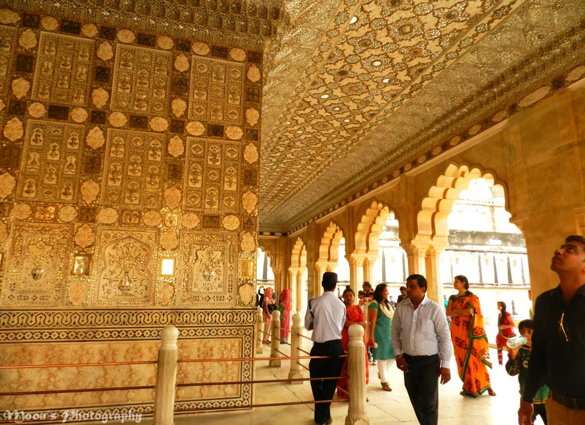 sheesh mahal, mirror palace, Amer Palace