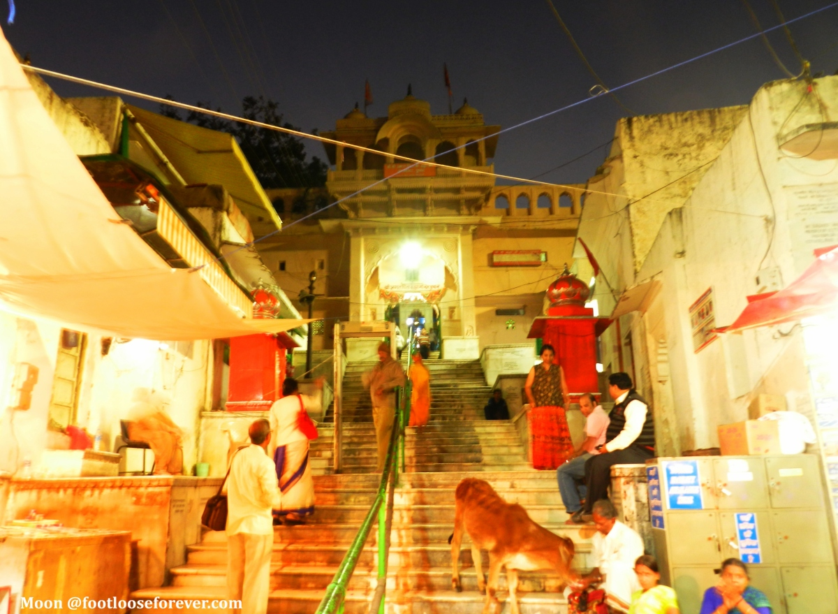 Bramha temple Pushkar