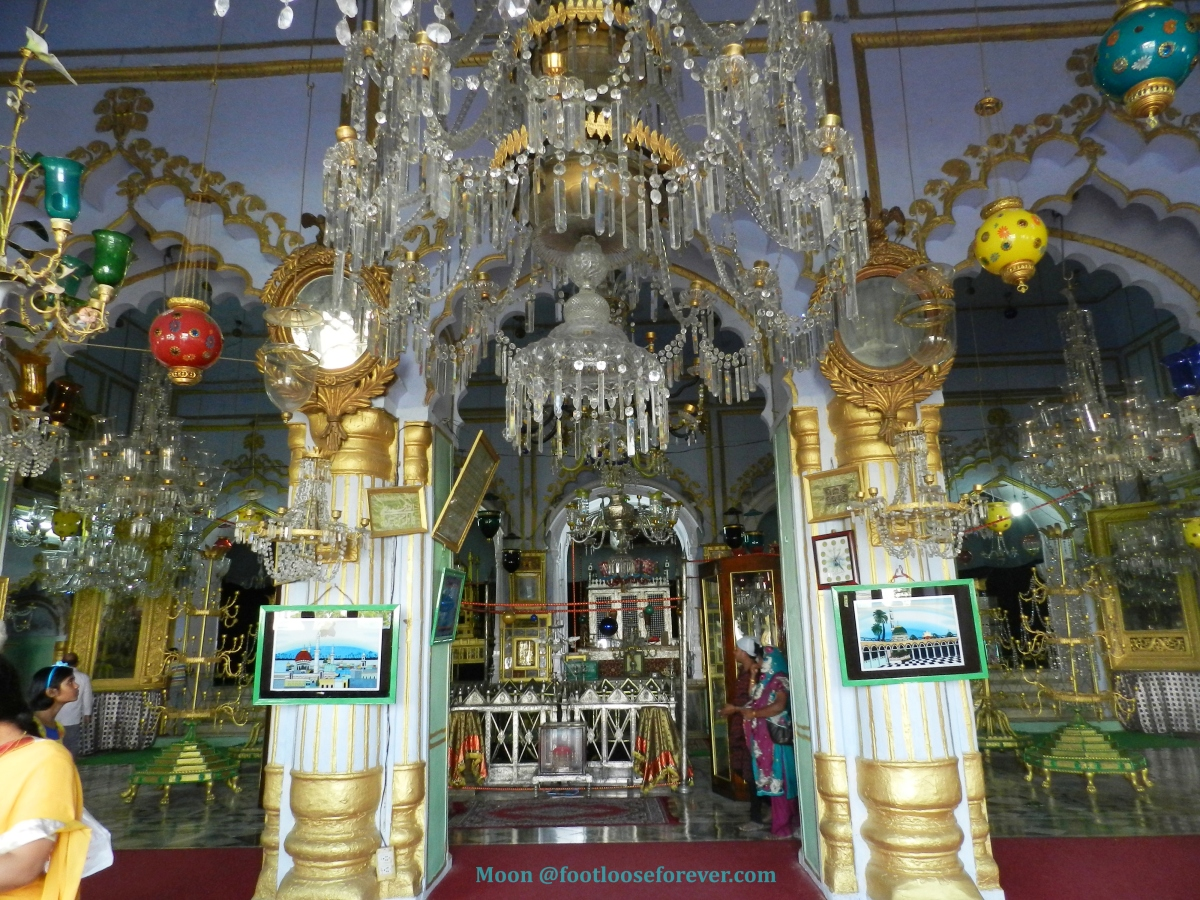 interior of Chota Imambara, Lucknow