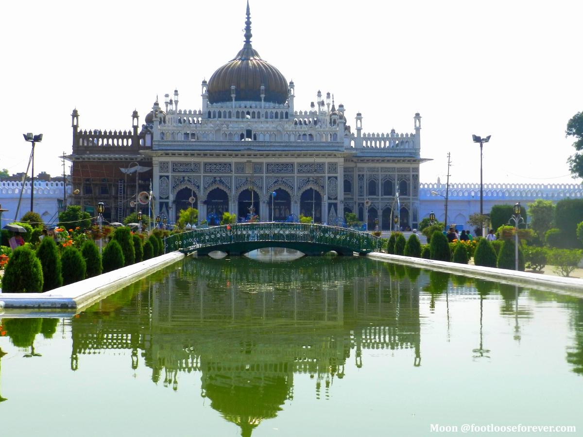 Chota Imambara, Lucknow, Uttar Pradesh