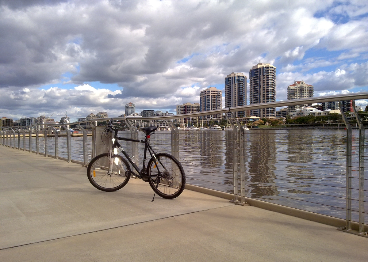 cycling in brisbane, Icc cricket world cup, 2015, cricket