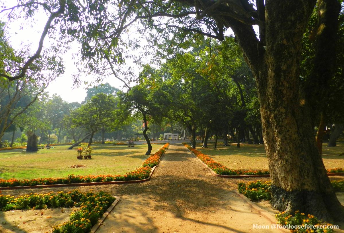 chhatimtala, Visva bharati university, shantiniketan