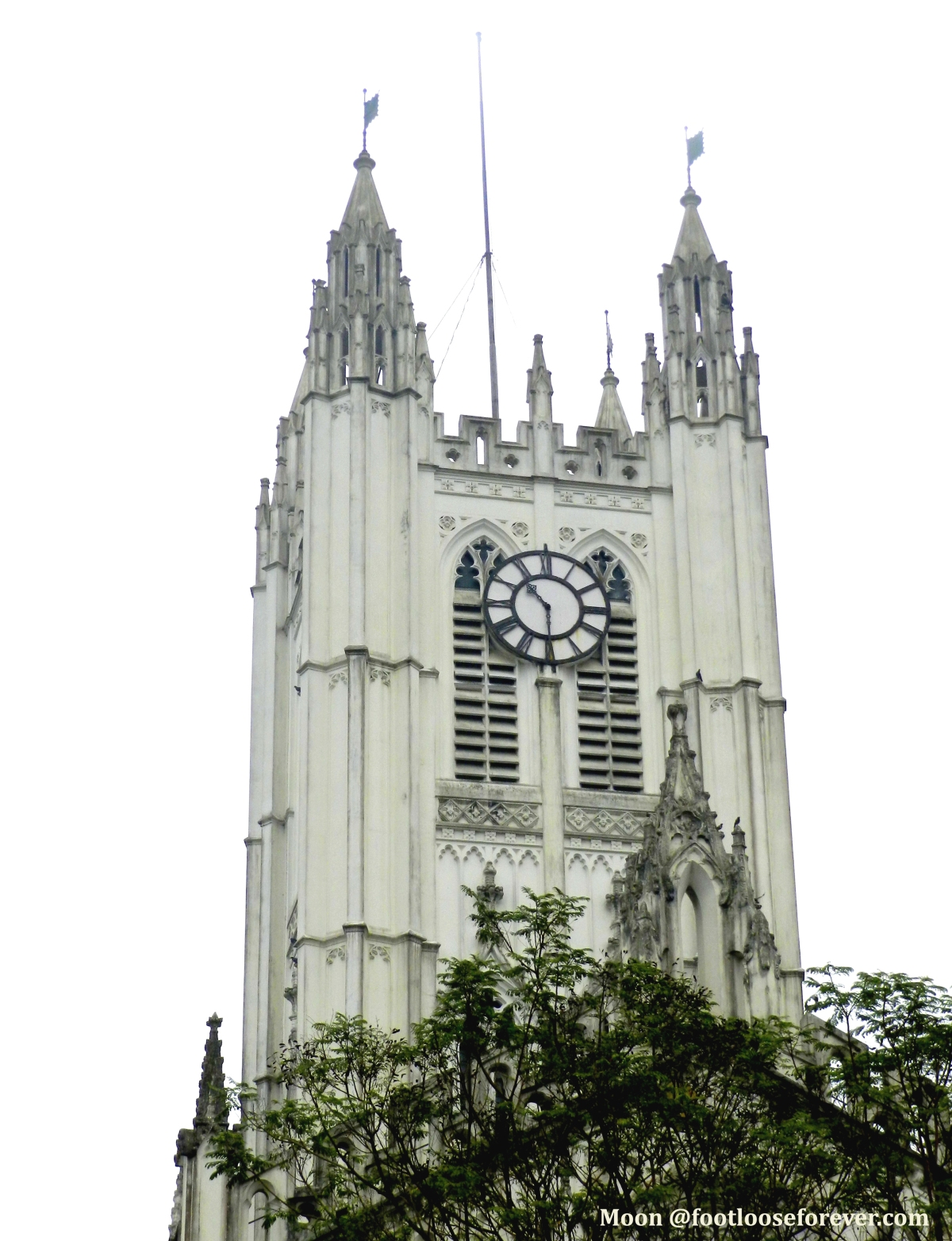 St paul's cathedral, kolkata, steeple, church, kolkata sightseeing