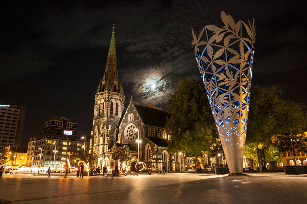 Christchurch, ICC Cricket World Cup 2015, New Zealand