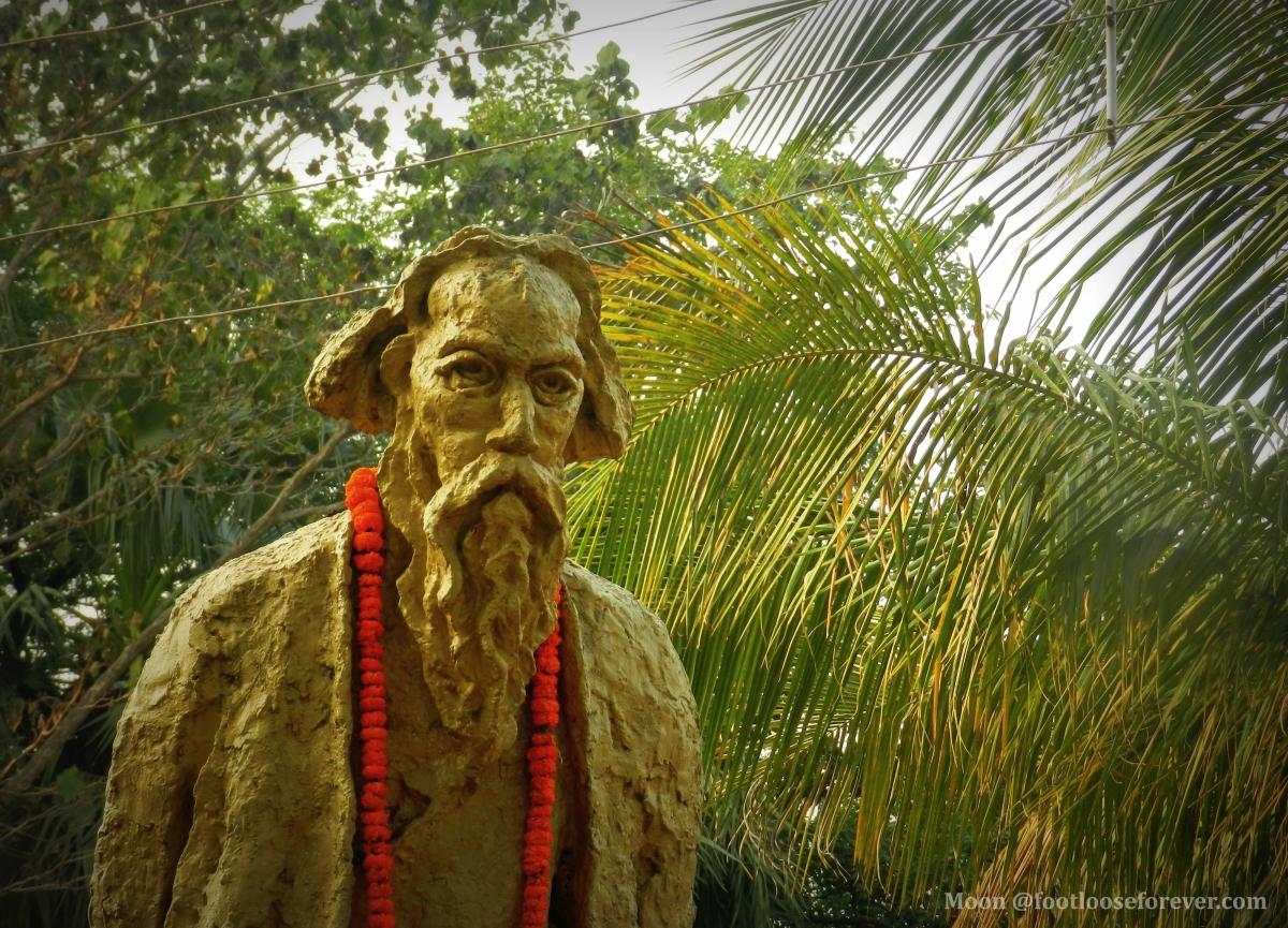 Exploring Visva Bharati and Tagore's abode in Shantiniketan