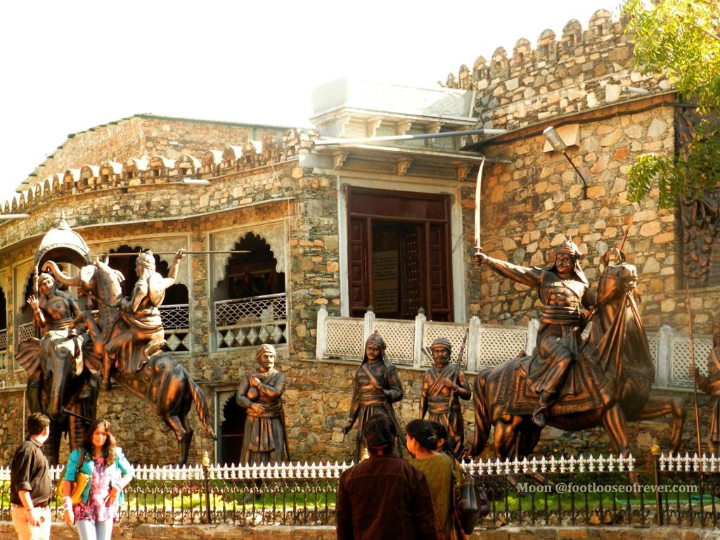 Haldighati museum, udaipur