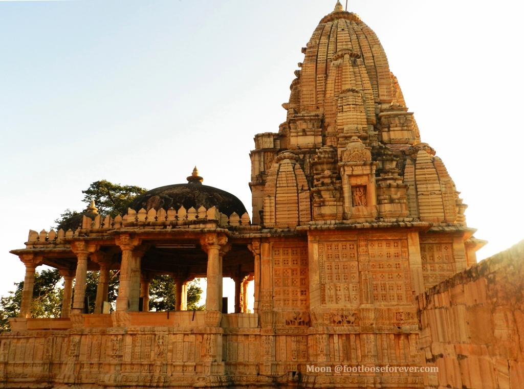 meera temple, kumbh shyam temple, chittorgarh, chittor, krishna temple, chittor attractions