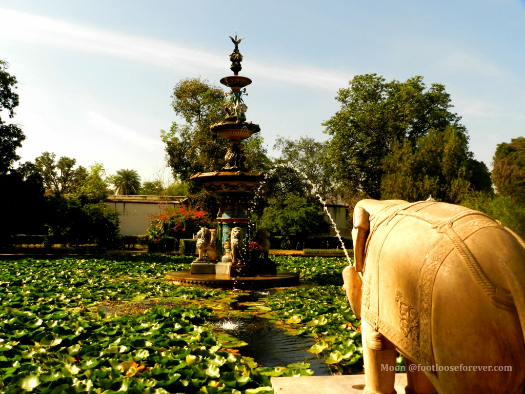 sahelin ki bari, udaipur, fountain, garden