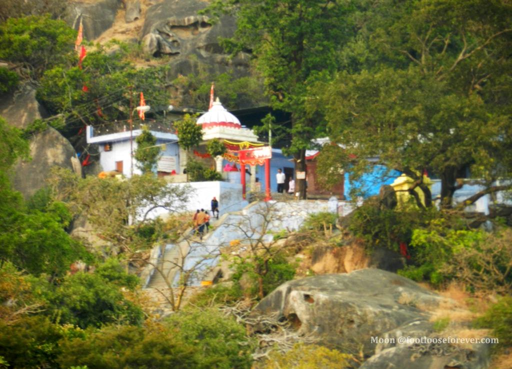 Adhar devi temple, Mt abu