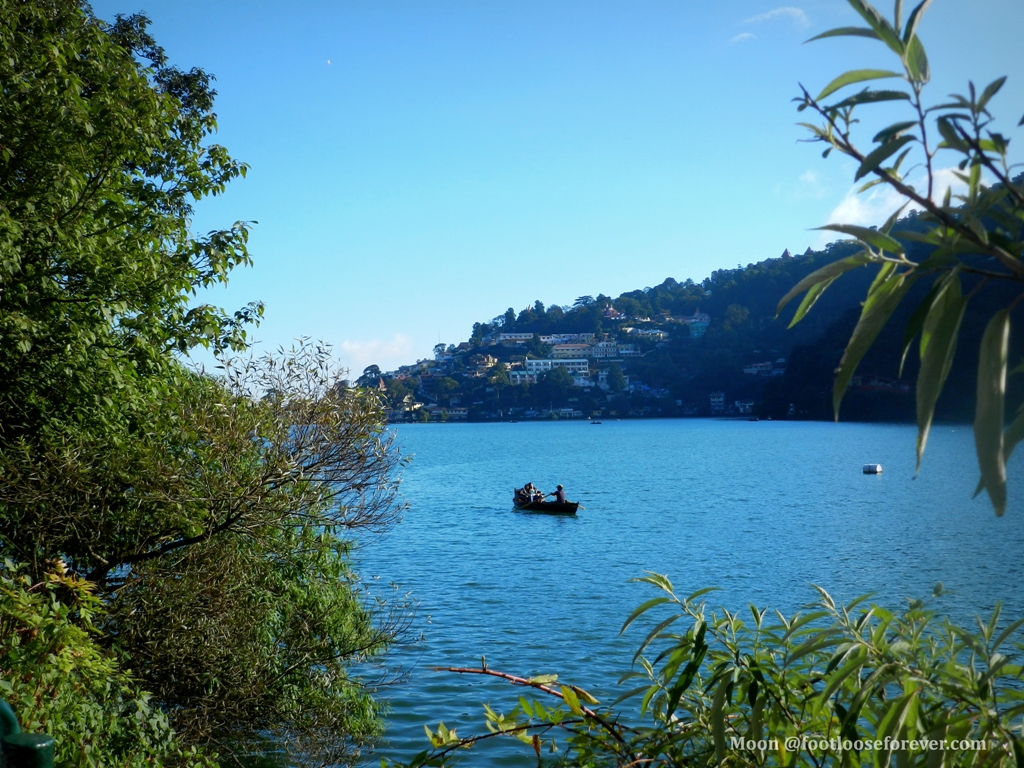 Boating, Naini lake, Nainital , float