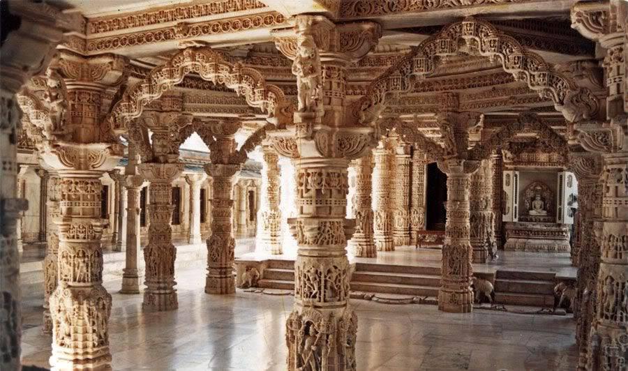 dilwara temple, jain temple, mount abu