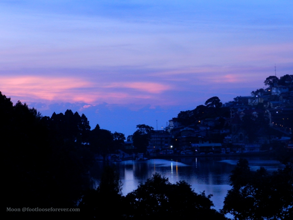 nainital, uttarakhand, kumaon, morning, dawn