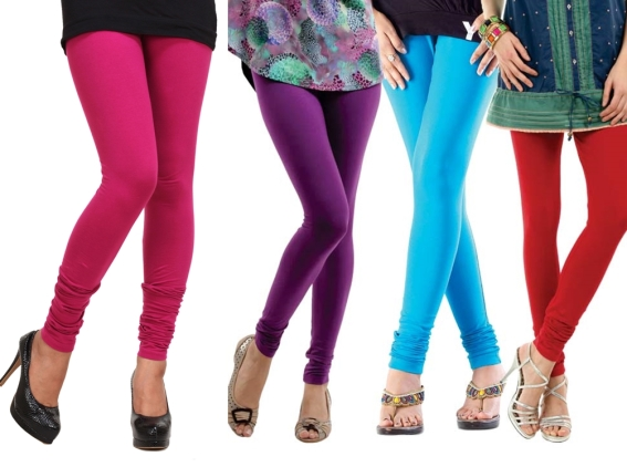 oleva leggings, coloured leggings women's leggings