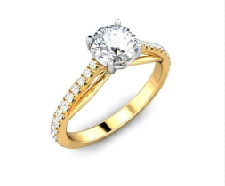 diamond ring, solitaire diamond ring, solitaire ring
