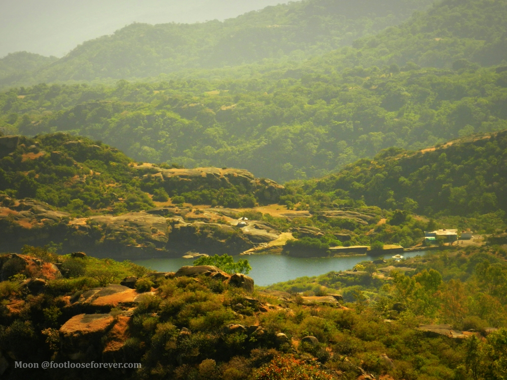 Mt Abu, Guru shikhar, highest peak of Aravalli