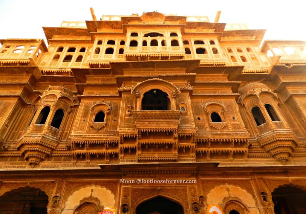 patwon ki haveli, Jaisalmer fort, jaisalmer