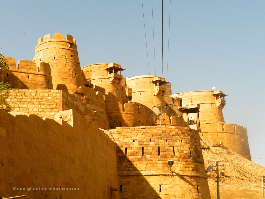 sonar kella, jaisalmer fort, golden fort, jaisalmer, rajasthan